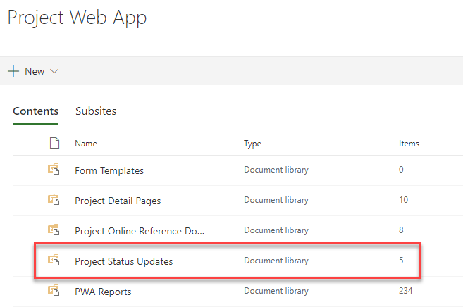 Create Project Status Report automatically using Microsoft Flow